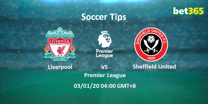 Preview: Liverpool vs Sheffield United Prediction Team News