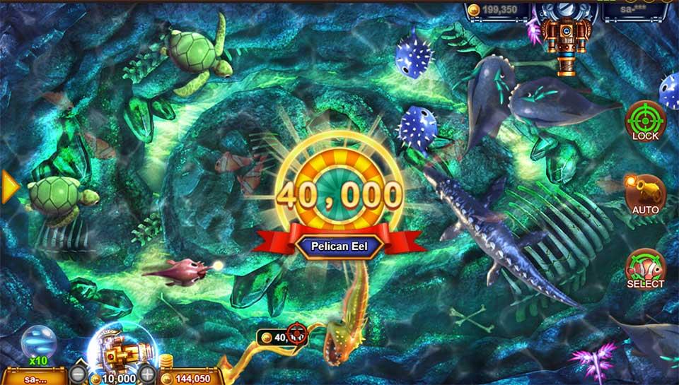casinofishinggame