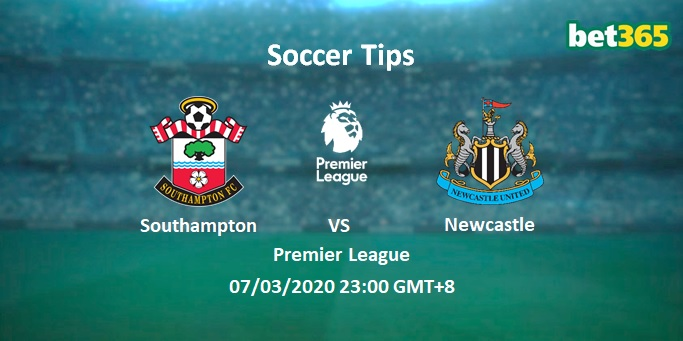 southamptonvsnewcastle